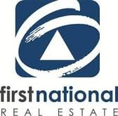 First National Real Estate Logo - Client of Birds Eye Productions Wanaka offering real estate drone services